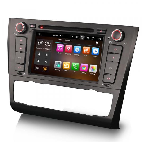 Navigatie auto, Pachet dedicat BMW Seria 1 E81 Hatchback E82 E88, Android 10.0, 7 Inch, Octa Core [2]