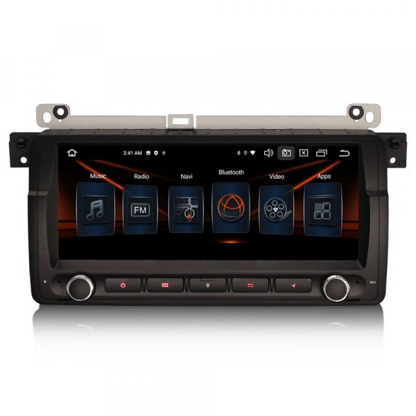 Navigatie auto, Pachet dedicat BMW E46 M3, Android 10.0, 8.8 Inch, Octa Core 0