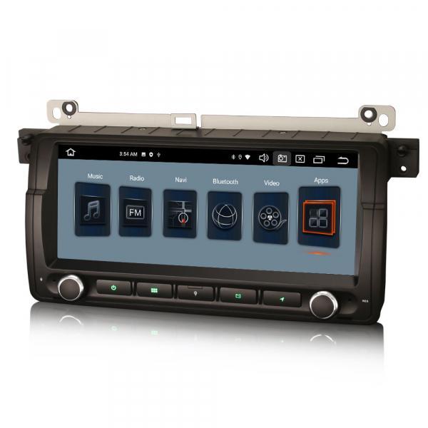 Navigatie auto, Pachet dedicat BMW E46 M3, Android 10.0, 8.8 Inch, Octa Core 5