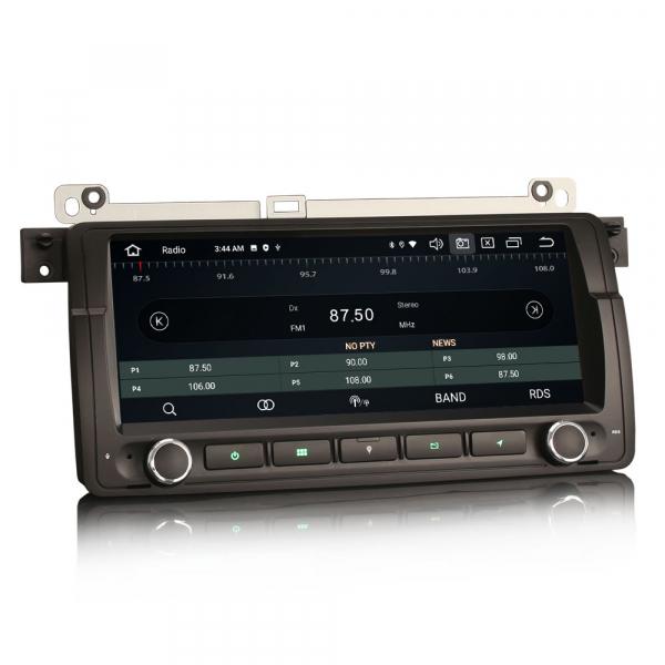 Navigatie auto, Pachet dedicat BMW E46 M3, Android 10.0, 8.8 Inch, Octa Core 6
