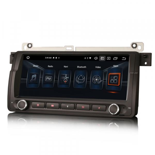 Navigatie auto, Pachet dedicat BMW E46 M3, Android 10.0, 8.8 Inch, Octa Core 2