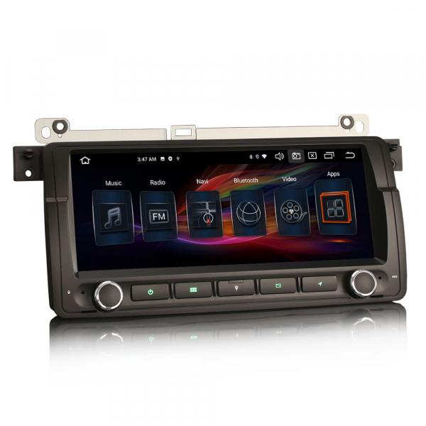 Navigatie auto, Pachet dedicat BMW E46 M3, Android 10.0, 8.8 Inch, Octa Core 3