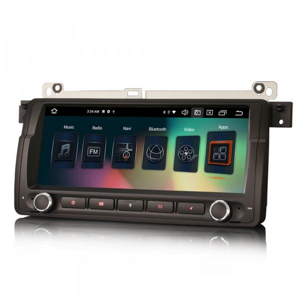 Navigatie auto, Pachet dedicat BMW E46 M3, Android 10.0, 8.8 Inch, Octa Core 4