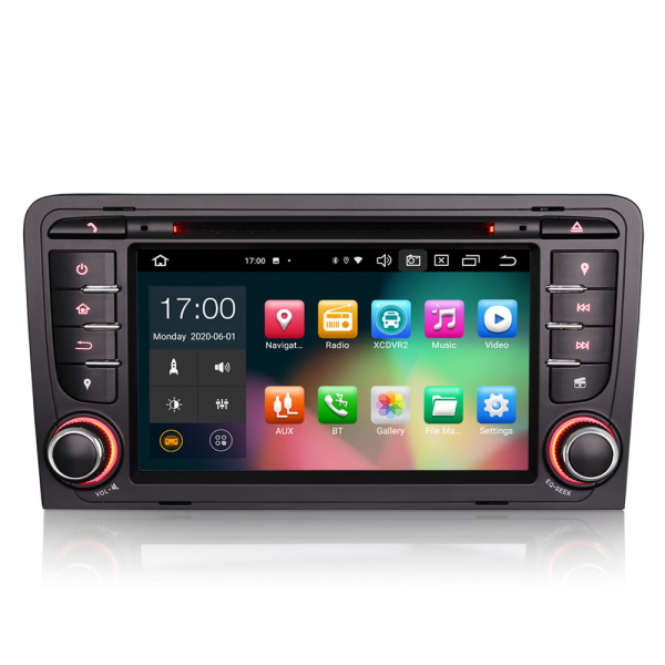 Navigatie auto, Pachet dedicat Audi A3 S3, 7 inch, Android 10, Octa Core 0