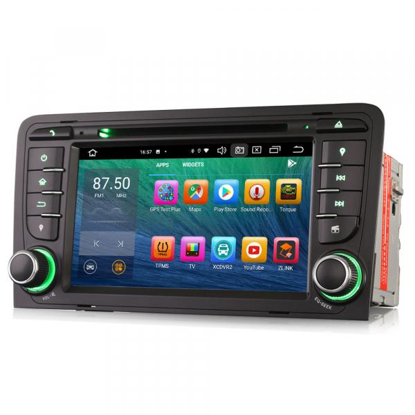 Navigatie auto, Pachet dedicat Audi A3 S3, 7 inch, Android 10, Octa Core 1