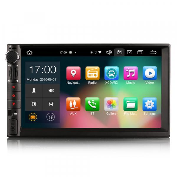 Navigatie auto universala 2DIN, 7 inch, Android 10.0, Octa Core [0]
