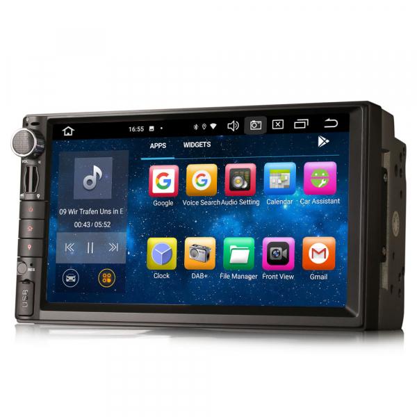 Navigatie auto universala 2DIN, 7 inch, Android 10.0, Octa Core [5]