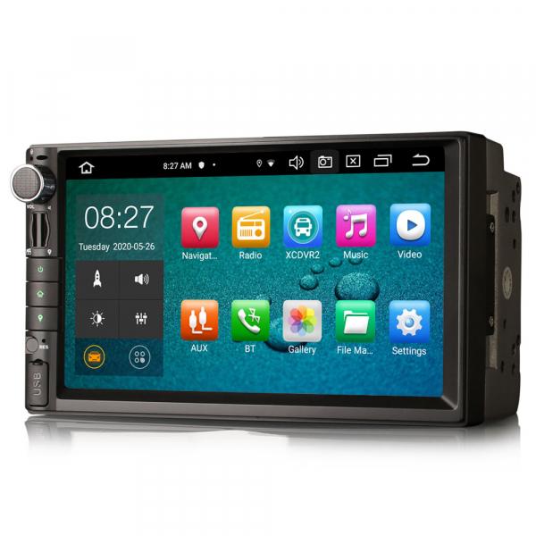 Navigatie auto universala 2DIN, 7 inch, Android 10.0, Octa Core [1]