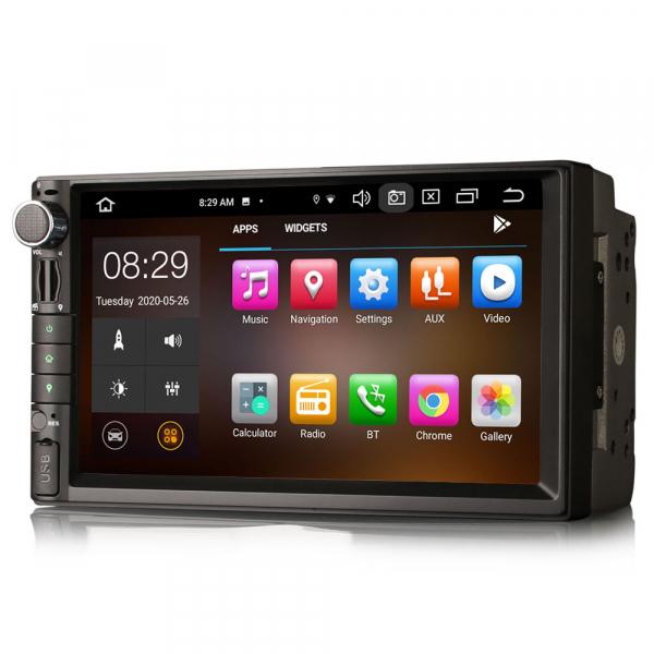 Navigatie auto universala 2DIN, 7 inch, Android 10.0, Octa Core [2]