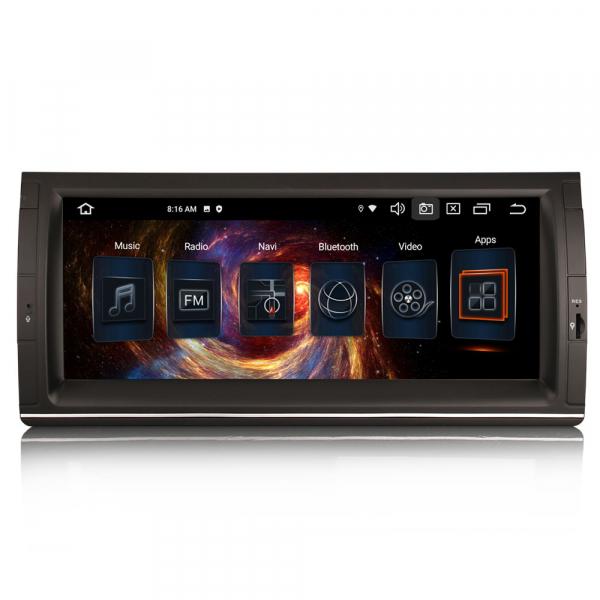 Navigatie auto, Pachet dedicat BMW E53 E39 M5, 10.25 Inch, Android 10.0, Octa Core [0]