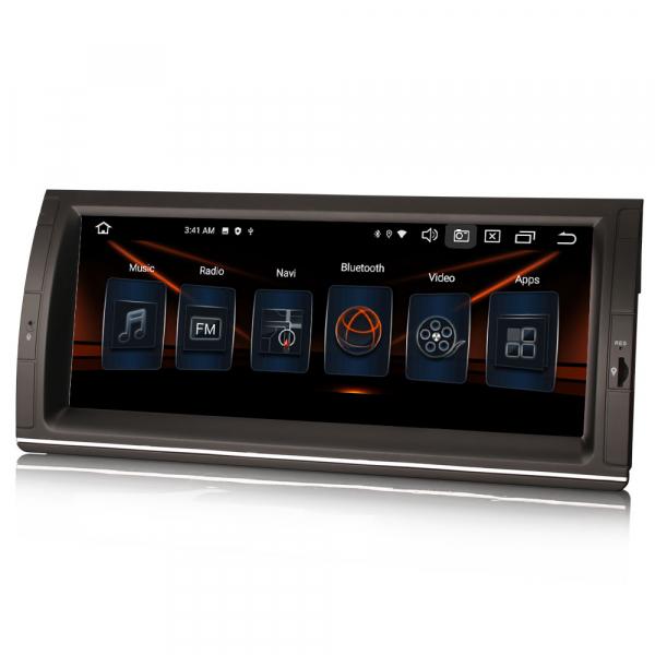 Navigatie auto, Pachet dedicat BMW E53 E39 M5, 10.25 Inch, Android 10.0, Octa Core 5