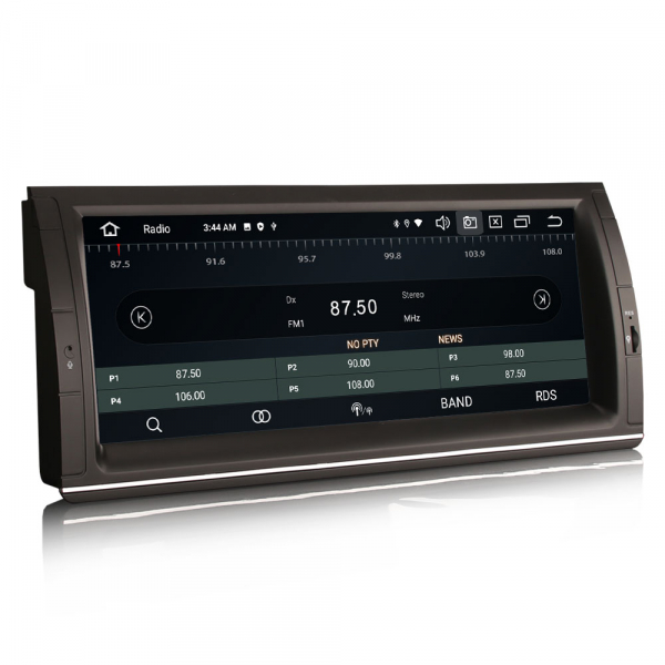 Navigatie auto, Pachet dedicat BMW E53 E39 M5, 10.25 Inch, Android 10.0, Octa Core [6]