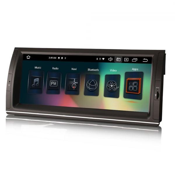Navigatie auto, Pachet dedicat BMW E53 E39 M5, 10.25 Inch, Android 10.0, Octa Core 1