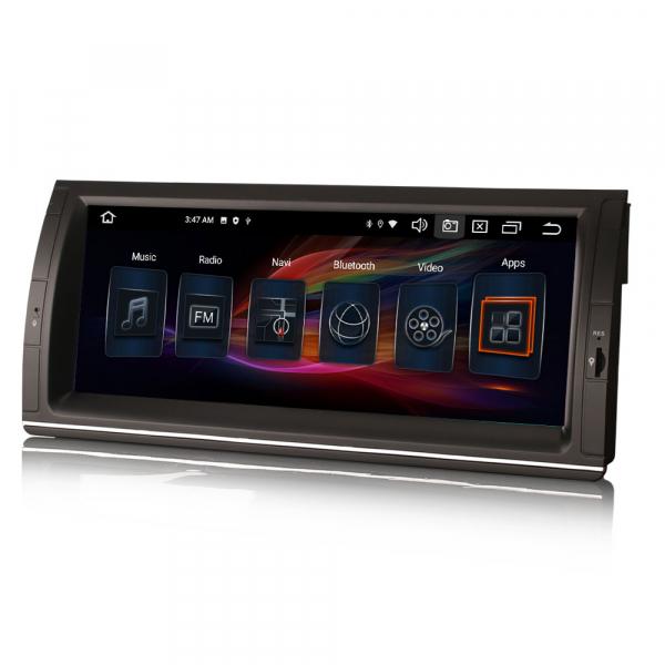 Navigatie auto, Pachet dedicat BMW E53 E39 M5, 10.25 Inch, Android 10.0, Octa Core 2