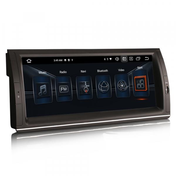 Navigatie auto, Pachet dedicat BMW E53 E39 M5, 10.25 Inch, Android 10.0, Octa Core 3