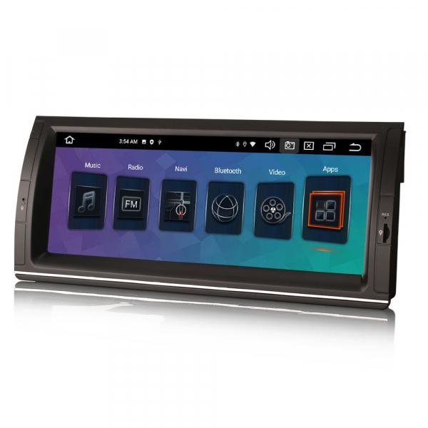 Navigatie auto, Pachet dedicat BMW E53 E39 M5, 10.25 Inch, Android 10.0, Octa Core 4