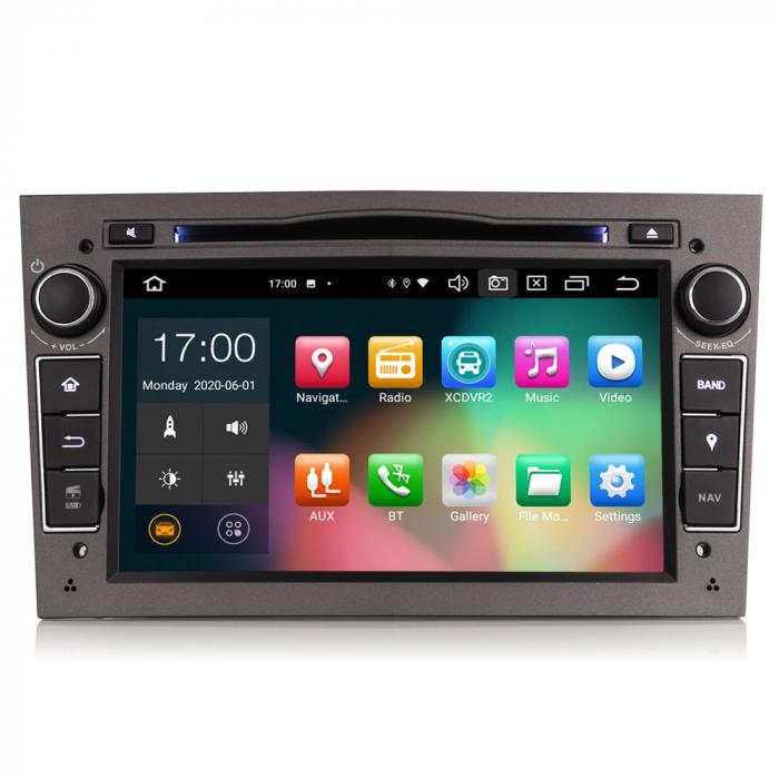 Navigatie auto, Pachet dedicat Opel Antara Zafira Combo, 7 Inch, Android 10.0, Octa Core [0]