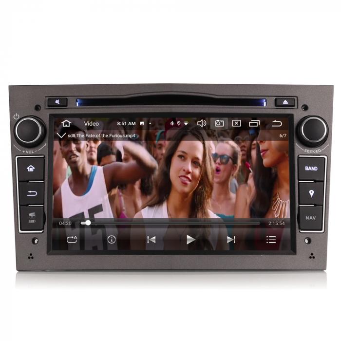 Navigatie auto, Pachet dedicat Opel Antara Zafira Combo, 7 Inch, Android 10.0, Octa Core [6]