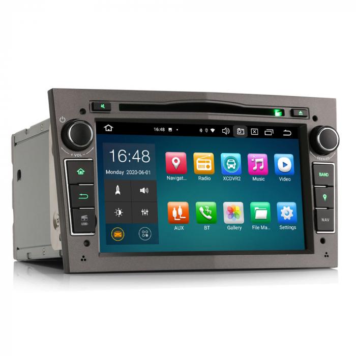 Navigatie auto, Pachet dedicat Opel Antara Zafira Combo, 7 Inch, Android 10.0, Octa Core [7]