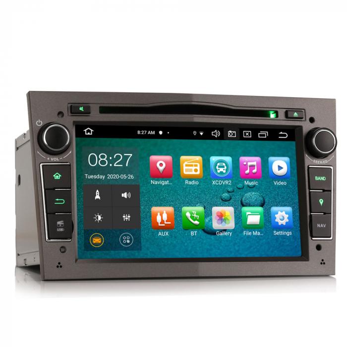 Navigatie auto, Pachet dedicat Opel Antara Zafira Combo, 7 Inch, Android 10.0, Octa Core [9]