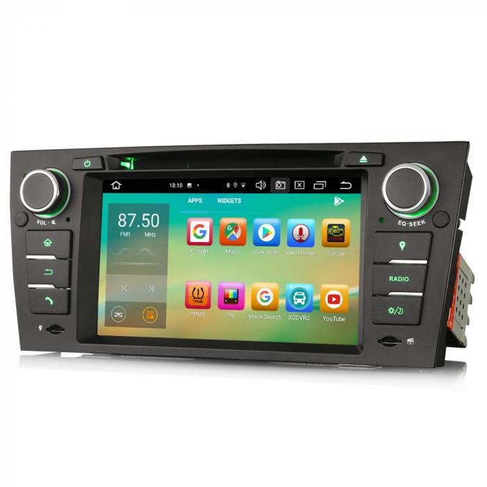 Navigatie auto, Pachet dedicat BMW M3 E90 E92 E93 ,7 inch, Android 10, Octa Cores [4]