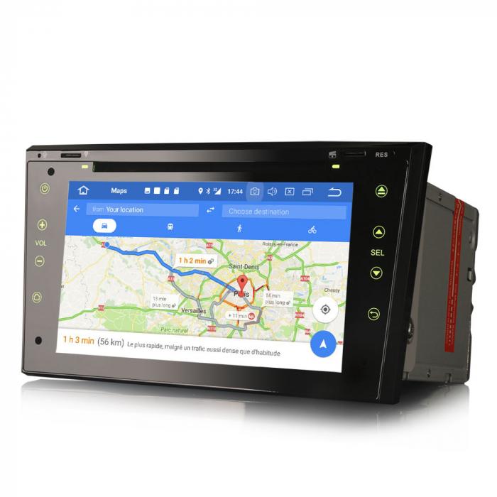 Navigatie auto, Pachet dedicat Opel Signum Corsa Signum, 7 Inch, Android 10.0 [6]