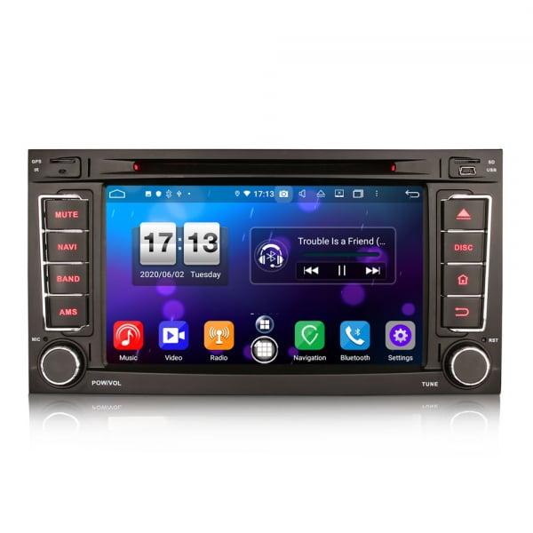 Navigatie auto 2 din, Pachet dedicat VW TOUAREG T5, Android 10, 7 Inch, Octa Core 0