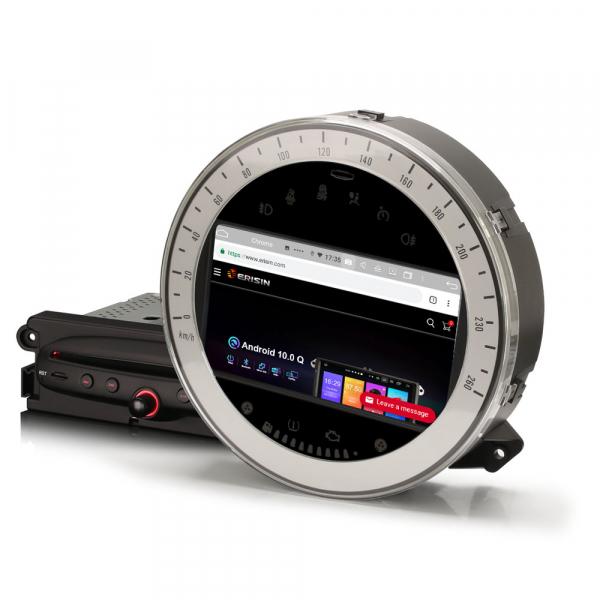 Navigatie auto, Pachet dedicat BMW Mini Cooper, 7 Inch, Android 10.0, Octa Core. 1