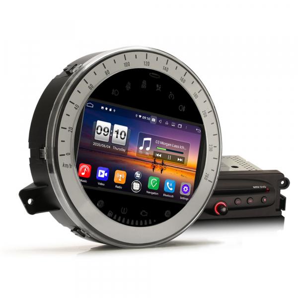 Navigatie auto, Pachet dedicat BMW Mini Cooper, 7 Inch, Android 10.0, Octa Core. 2