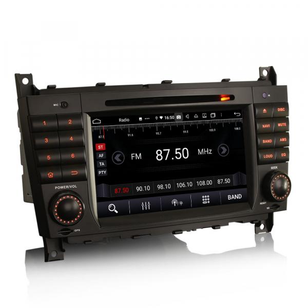 Navigatie auto , Pachet dedicat Mercedes Benz C/CLC/CLK Klasse W203 W209, Android 10, 7 Inch, Octa Core 5