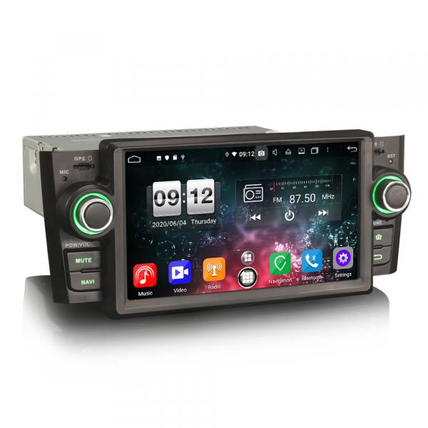 Navigatie auto, Pachet dedicat Fiat Punto Linea,7 inch, Android 10, Octa Core 5