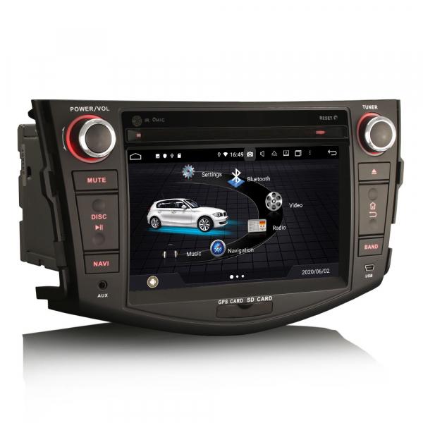 Navigatie auto, Pachet dedicat TOYOTA RAV 4,7 inch, Android 10, Octa Core, 4 Gb Ram 1
