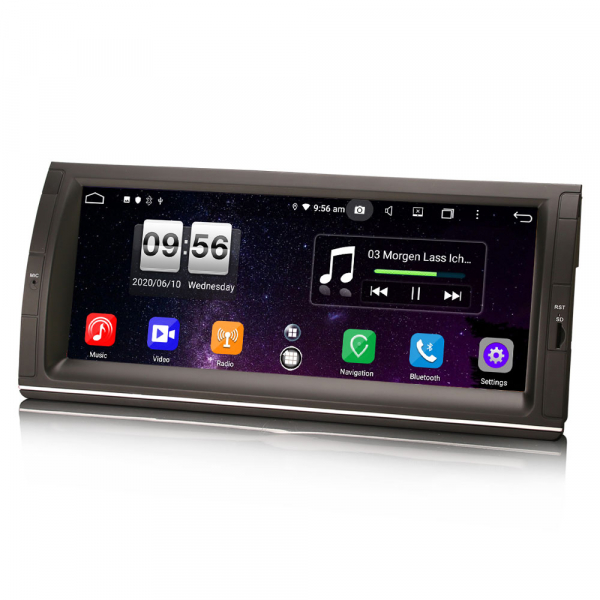 Navigatie auto, Pachet dedicat BMW Seria 5 , 10.25 Inch, Android 10.0, Octa Core [4]