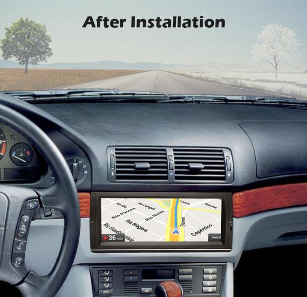 Navigatie auto, Pachet dedicat BMW Seria 5 , 10.25 Inch, Android 10.0, Octa Core [7]