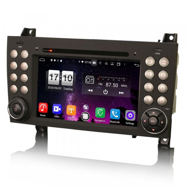 Navigatie auto, Pachet dedicat Mercedes-Benz SLK R171 ,7 inch, Android 10, Octa Core 5