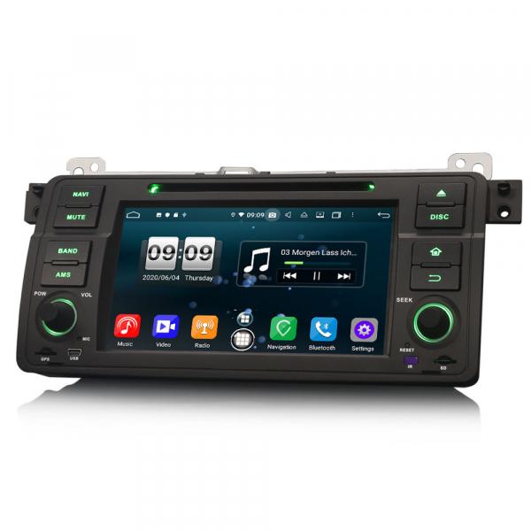 Navigatie auto, Pachet dedicat  BMW E46 318 320 325 M3 Rover75 MG ZT, Android 10.0, 8 Inch, Octa Core 1