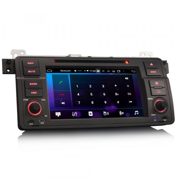 Navigatie auto, Pachet dedicat  BMW E46 318 320 325 M3 Rover75 MG ZT, Android 10.0, 8 Inch, Octa Core 2