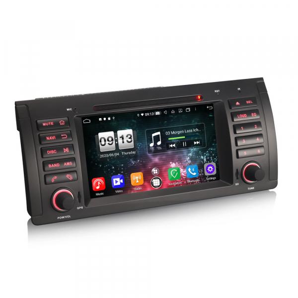 Navigatie auto, Pachet dedicat BMW 5 Series E39 E53 X5 M5, Android 10.0, 7 Inch, Octa Core 7