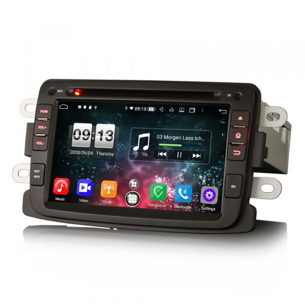 Navigatie auto, Pachet dedicat Duster Logan Dokker Lodgy, Android 10.0, 7 Inch, Octa Core 5