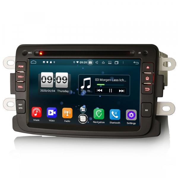 Navigatie auto, Pachet dedicat Duster Logan Dokker Lodgy, Android 10.0, 7 Inch, Octa Core 1