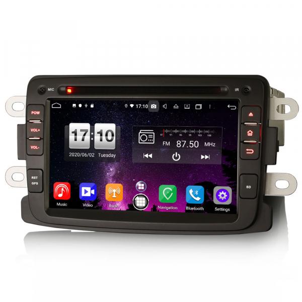 Navigatie auto, Pachet dedicat Duster Logan Dokker Lodgy, Android 10.0, 7 Inch, Octa Core 4