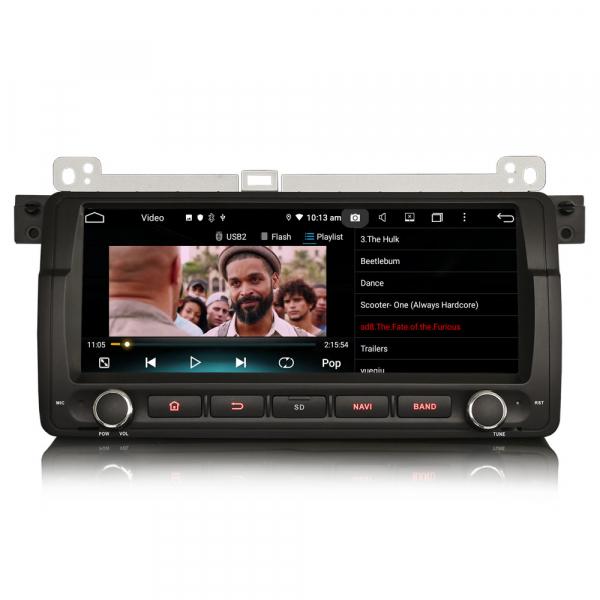 Navigatie auto, Pachet dedicat BMW seria 3 , Android 10.0, 8.8 Inch, Octa Core 5