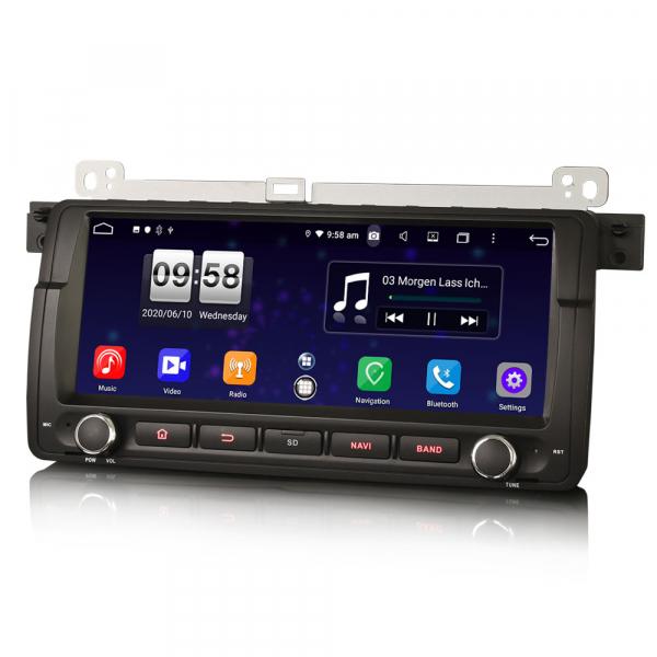 Navigatie auto, Pachet dedicat BMW seria 3 , Android 10.0, 8.8 Inch, Octa Core 3