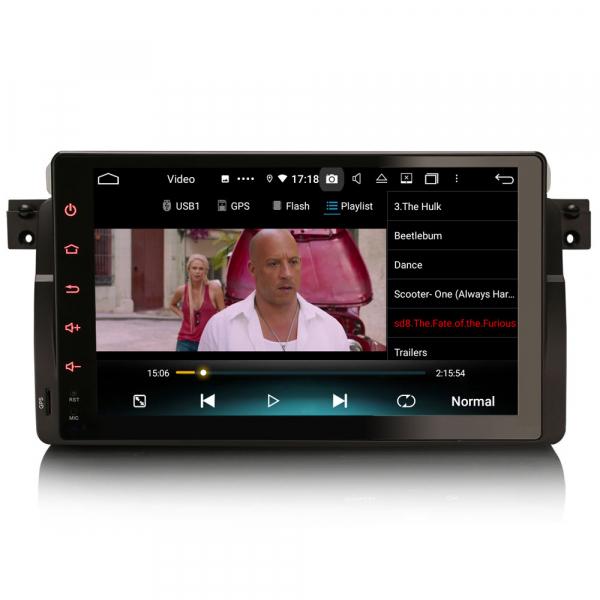 Navigatie auto, Pachet dedicat BMW seria 53/M3, Android 10.0,9 Inch, Octa Core 6