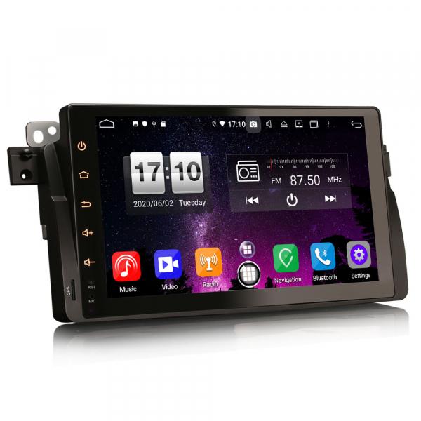 Navigatie auto, Pachet dedicat BMW seria 53/M3, Android 10.0,9 Inch, Octa Core 4