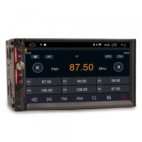 Multimedia player auto, 2 din universal,  Android 10.0 ,Quad core CPU, 2GB Ram; Camera marsarier si ObdII inclus 8