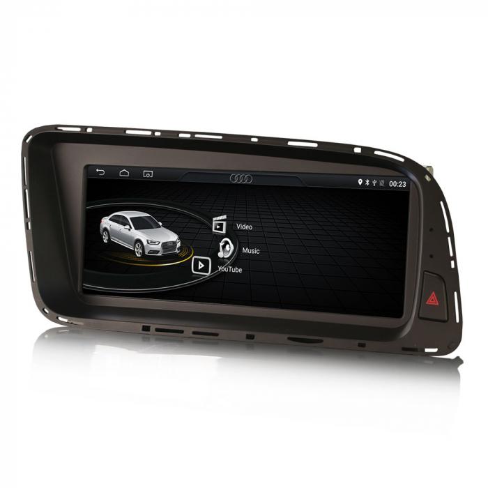 Navigatie auto, Pachet dedicat Audi Q5 ,8.8 inch, Android 10 1