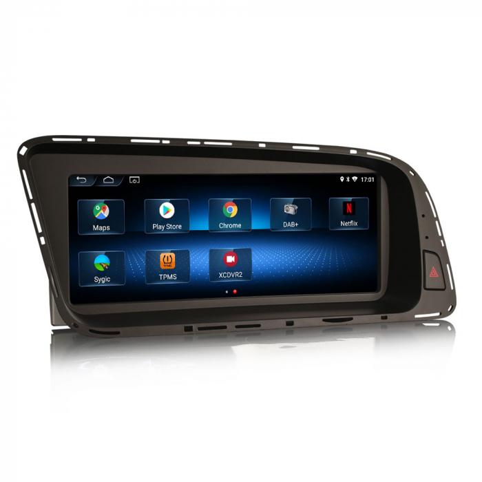 Navigatie auto, Pachet dedicat Audi Q5 ,8.8 inch, Android 10 9