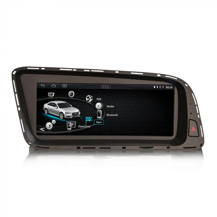 Navigatie auto, Pachet dedicat Audi Q5 ,8.8 inch, Android 10 0