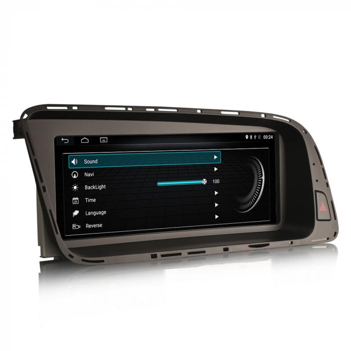 Navigatie auto, Pachet dedicat Audi Q5 ,8.8 inch, Android 10 2